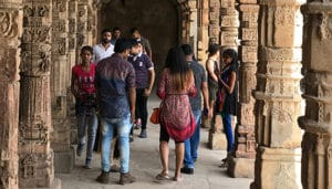 Architecture Group Travel Tour in India from USA